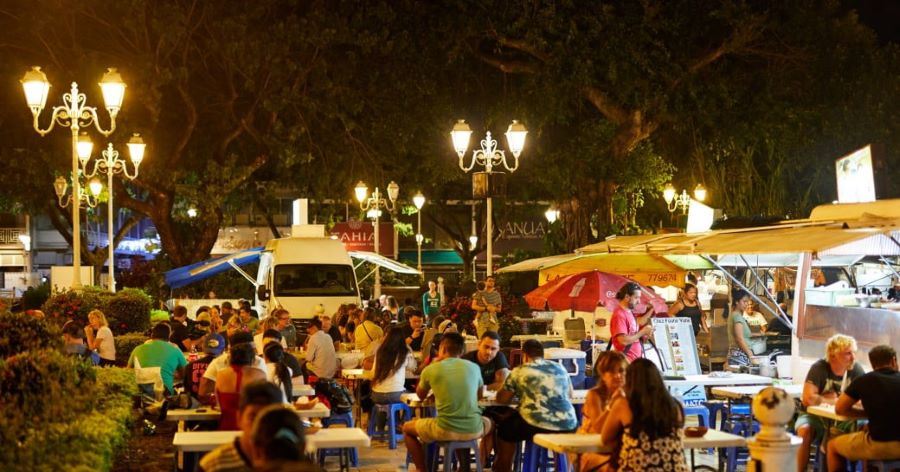 Roullote food trucks