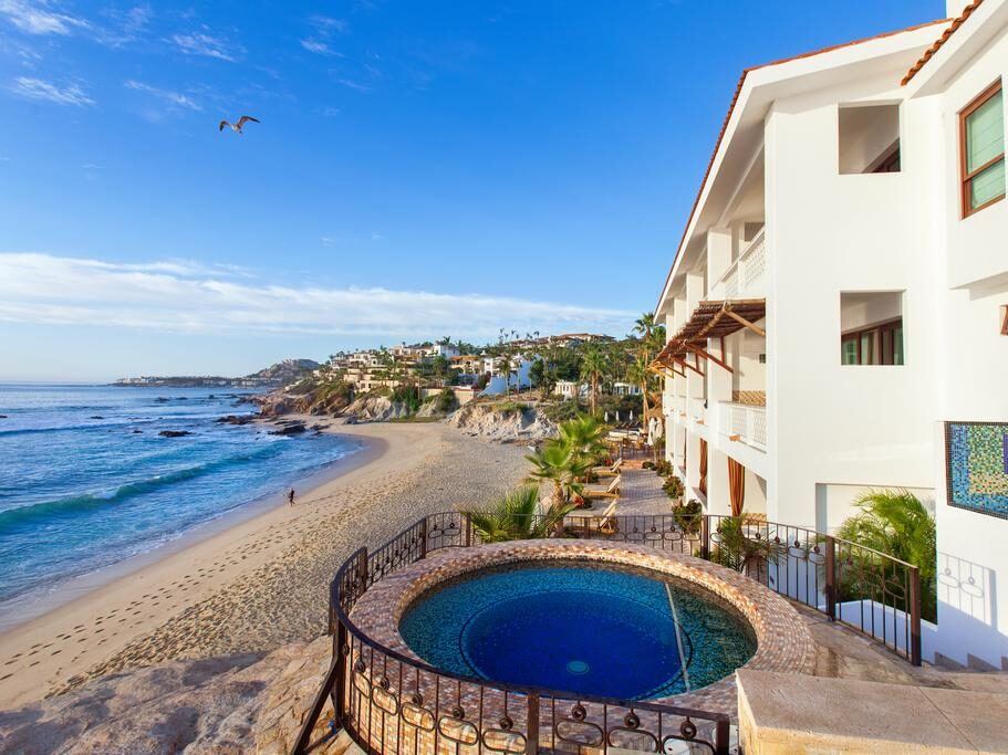 The Cabo Surf Hotel is rated as the best surf hotel in Cabo San Lucas