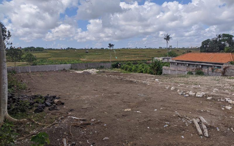 Empty plot of land in Balo