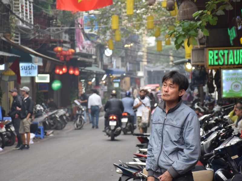 Is Hanoi safe to visit