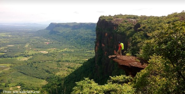 Lookout Pointg at Pha Ngoi | Photo Credit: Maggie's Journey