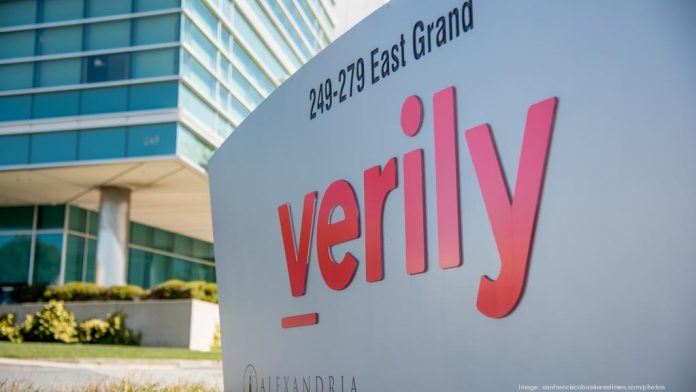 Verily: one of the companies investigating mosquito control.