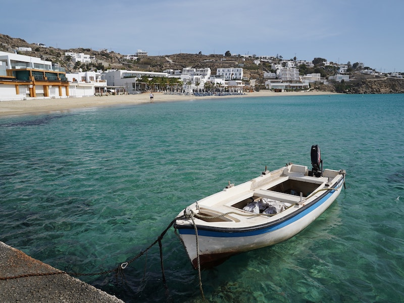 Beautiful beaches make Mykonos worth visiting