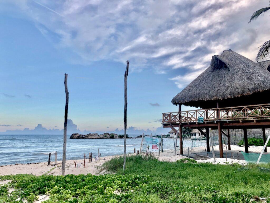 beach in tulum