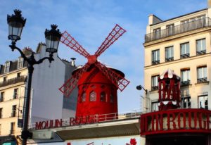 The Lost Windmills of Montmartre