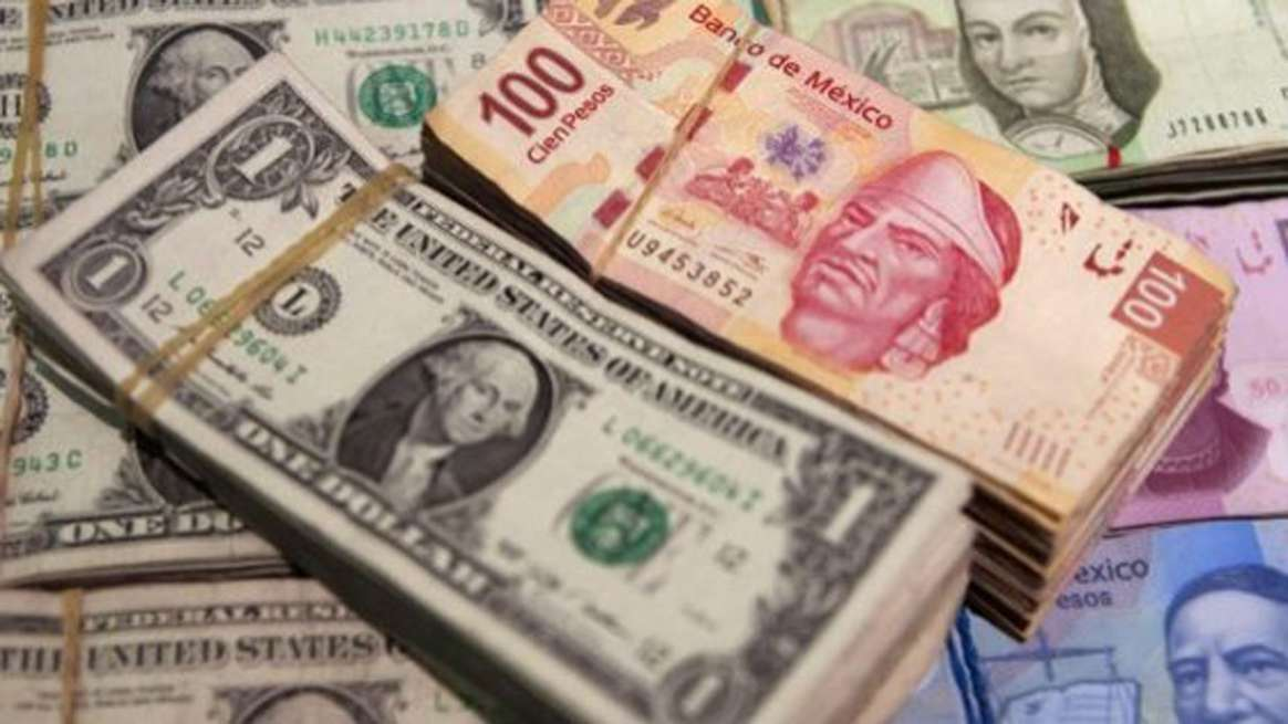 Is Cancun Expensive? - Stacks of Dollars and Pesos