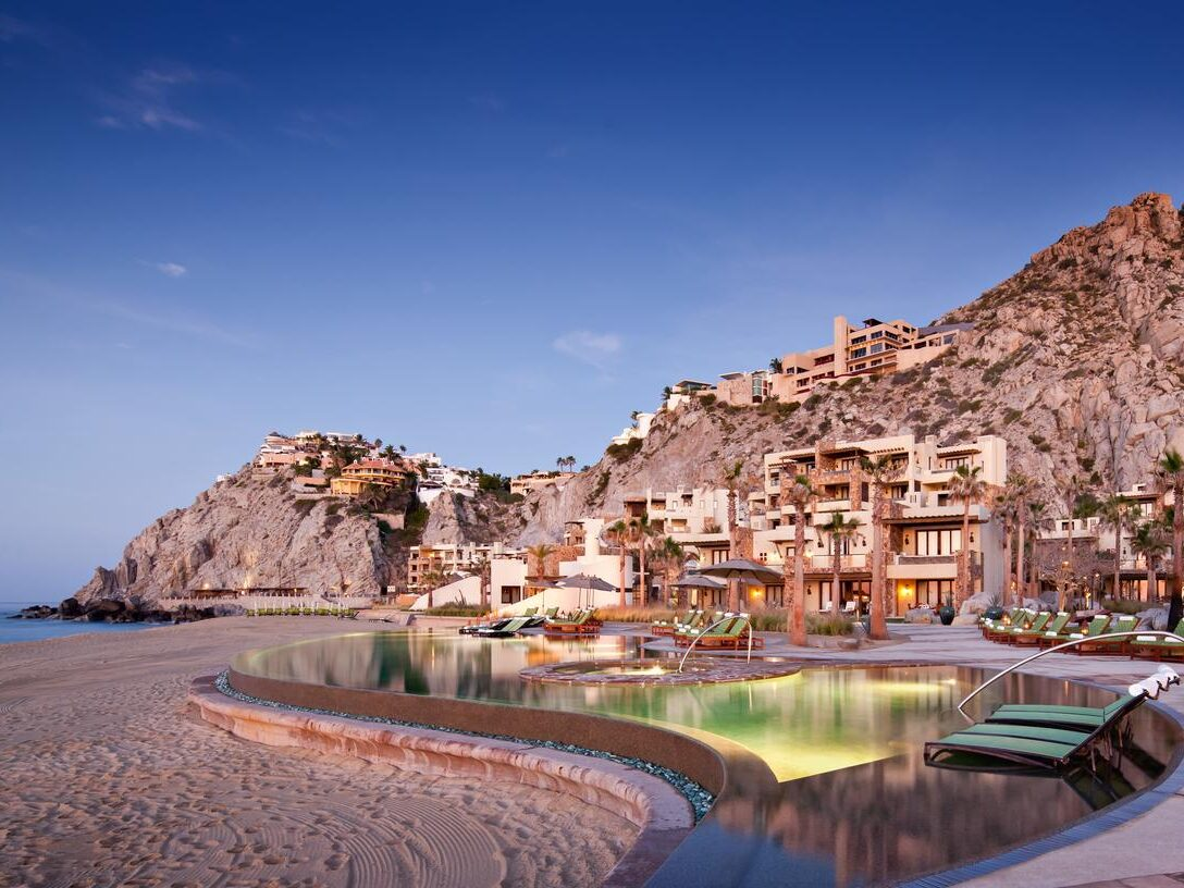 Looking for a secluded where to stay in Cabo San Lucas location? Check out the Waldorf Astoria