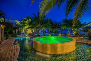 Best hotels in Koh Phangan for full moon party