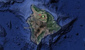hawaii google earth