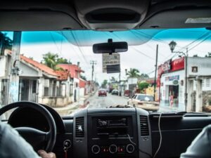 taxi in mexico
