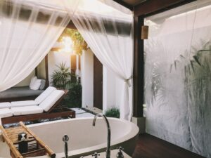 Luxury tropical spa best places to stay playa del carmen