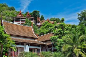 Villa in Jungle Thailand - where to stay in Koh Lanta
