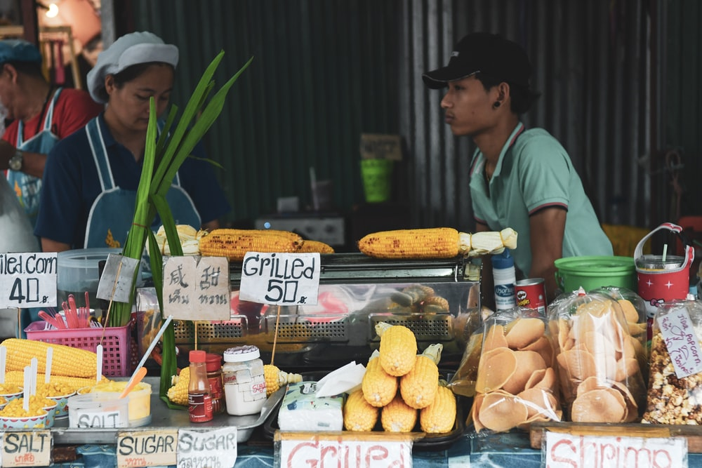 Cultural food diversity in Thailand